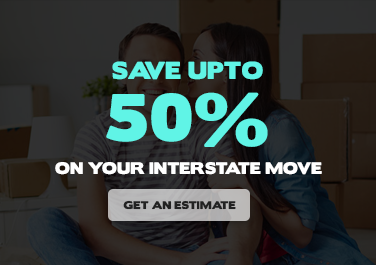 Save up to 50% on your interstate move